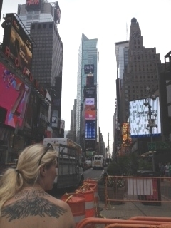 タイムズスクエア2