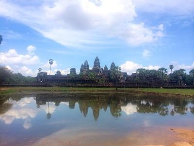 2015 カンボジア・ベトナム_アンコールワット
