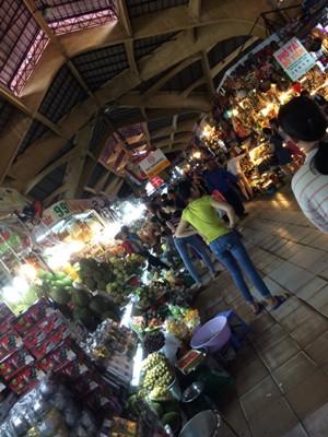 2015 カンボジア・ベトナム_ベンタイン市場