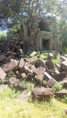 2015 カンボジア・ベトナム_ベンメリア1
