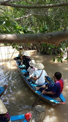 2015 カンボジア・ベトナム_メコンデルタ